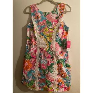 BRAND NEW WITH TAGS LILLY PULITZER DRESS!!!!